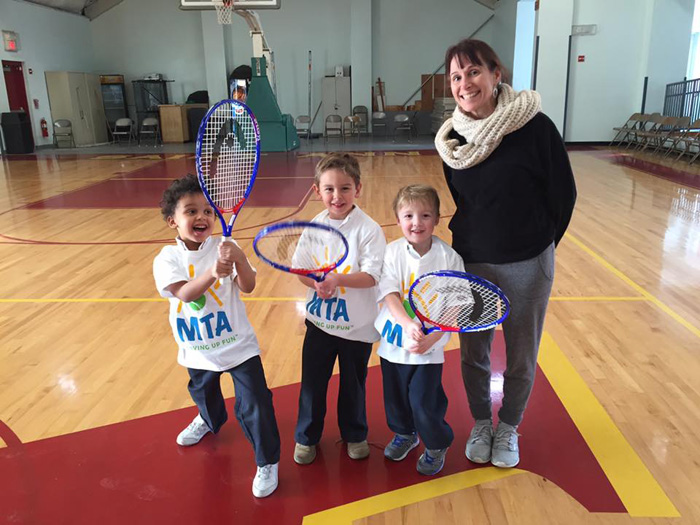 MTA at Jane Ryan Elementary School with Trumbull Parks and Rec, ages 3 - 8, SESSION 2