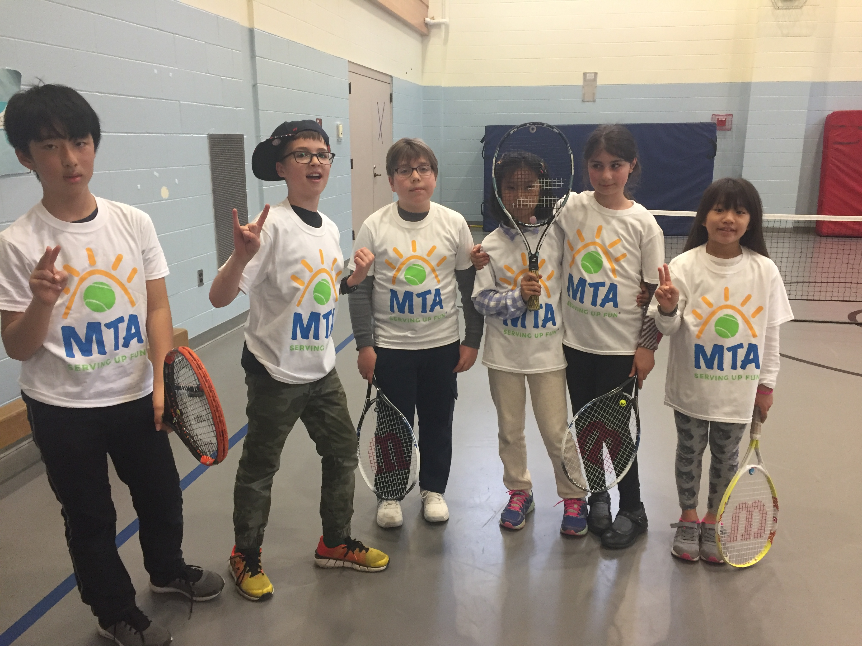MTA with the Fairfield YMCA (ages 3 - 4)